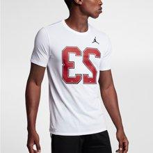 Nike耐克短袖男JORDAN运动2017新款男子速干AJ篮球T恤926209-010