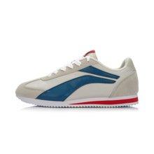 李宁休闲鞋男鞋运动生活系列复古轻便时尚运动鞋ALCK151