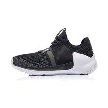 李宁篮球文化鞋女鞋休闲鞋韦德系列布道者2 GS透气一体织运动鞋ABCM012