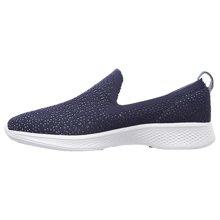 Skechers/斯凯奇 女子GO WALK 4轻质一脚蹬健步运动休闲鞋 14918