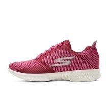 Skechers/斯凯奇 女子GO WALK 4轻质绑带健步运动休闲鞋 14914