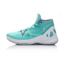 李宁篮球鞋女鞋篮球系列音速V GS李宁云减震透气耐磨战靴运动鞋ABAM002