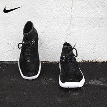 NIKE耐克男鞋2017秋季皮面耐磨缓震休闲运动高帮篮球鞋864022-001