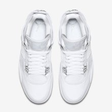 Air Jordan 4 Pure Money AJ4 白银 纯白 白色 308497 408452 100