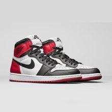 Air Jordan 1 High OG Toe Black AJ1 黑脚趾 555088 575441 125