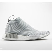 adidas Origins NMD City Sock PK 灰白 条纹 S32191 NL23HOOD