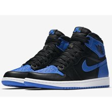 Air Jordan 1 AJ1 黑蓝 皇家蓝 限量篮球鞋 555088 575441 007