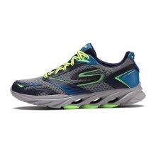 Skechers/斯凯奇 秋季新品潮流系带舒适透气运动男跑步鞋 54079