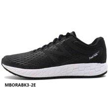 New Balance/新百伦 Fresh Foam系列男子跑步鞋 MBORABK3