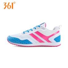 361女鞋休闲鞋轻便软底正品夏季361度学生减震跑步秋季网面运动鞋