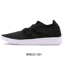 Nike/耐克 男子FLYKNIT RACER黑白阴阳飞线运动跑步鞋 898022-001