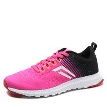 德尔惠 女式 渐变舒适时尚轻便跑步鞋22723687