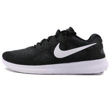 Nike/耐克 女子FREE RN 赤足飞线跑步鞋 880840-001
