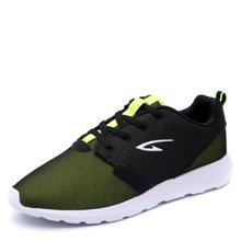 德尔惠运动鞋男鞋新款轻便慢跑鞋男跑步鞋轻便透气网面时尚旅游鞋22613639