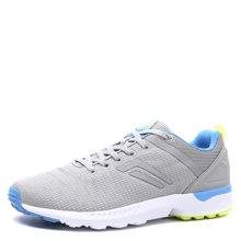 德尔惠男鞋2017年春季新款运动跑步鞋男士透气网面休闲舒适慢跑鞋23613610