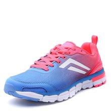 德尔惠女鞋跑步鞋春季透气运动鞋耐磨女跑鞋轻便休闲鞋炫酷慢跑鞋22623690