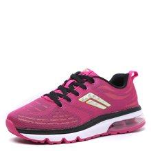 运动鞋女春季减震跑步鞋德尔惠女鞋休闲旅游鞋新款跑鞋气垫鞋23623685