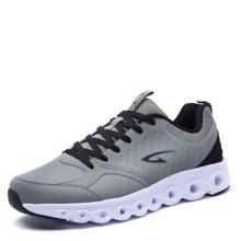 德尔惠男鞋春季跑步鞋男学生慢跑鞋男2017新款品牌运动鞋T23613620
