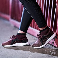 adidas阿迪达斯女鞋 女子UltraBOOST运动缓震跑步鞋BY1674