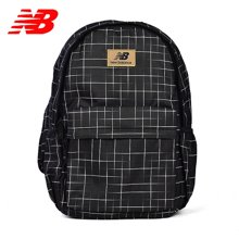 New Balance/新百伦 时尚休闲中性双肩背包 WIB7123-BK(460MM)