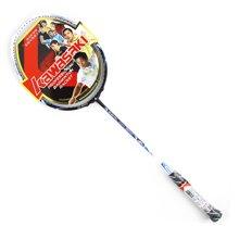 Kawasaki/川崎 羽毛球拍 全碳素羽毛球单拍男女款高磅进攻防守型(穿线服务)