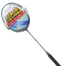 KAWASAKI川崎  羽毛球拍五星专业比赛球拍雷蛇系列30T高刚性碳素NE19可拉30磅