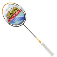 KAWASAKI川崎  羽毛球拍火狐系列5770两星羽拍比赛球拍羽拍情侣球拍男女球拍