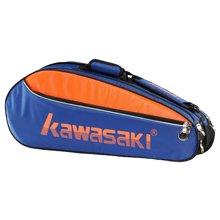 kawasaki/川崎 特价羽毛球拍包3支装球袋球包六只装单肩背包男女