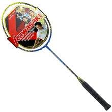包邮Kawasaki/川崎羽毛球拍全碳素纤维火狐系列两星比赛羽拍(穿线服务)