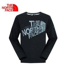 The North Face/乐斯菲斯北面 户外男士长袖套头卫衣T恤 NF0A2UCN