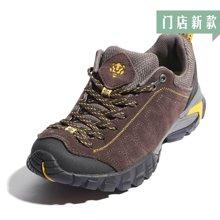 图途 真皮户外登山鞋女款秋冬户外减震防滑耐磨徒步鞋运动越野鞋 SL13094