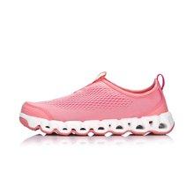 李宁溯溪鞋女鞋新款户外系列李宁弧减震透气耐磨防滑户外运动鞋AHLM024