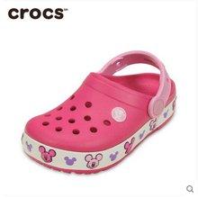 Crocs/卡洛驰男女童米老鼠沙滩洞洞鞋 203072