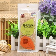 甸禾有机糙米(227g)