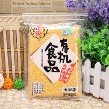 富锦玉米渣(有机)(350g)