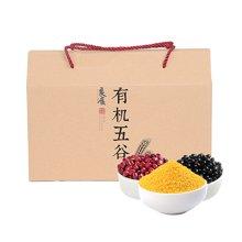 【良食网】有机五谷养生早餐 6包 400g/包 礼盒装