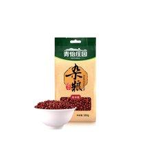青怡庄园-有机红小豆380g 东北五谷杂粮