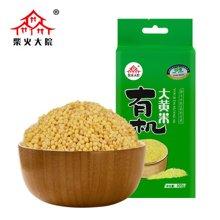 柴火大院有机大黄米400g五谷杂粮东北粗粮粘黍子米