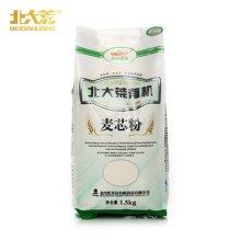 北大荒有机麦芯粉1.5kg面粉烘焙小麦粉面包糕点粉精制 (满50元,包邮)