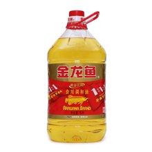 △@金龙鱼黄金比例食用调和油(5L)