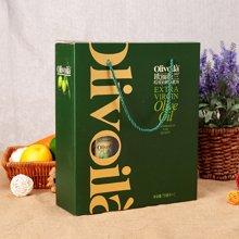 △NH欧丽薇兰特级初榨橄榄油简装礼盒(750ml*2)
