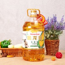 △#金龙鱼玉米油(玉米胚芽油)NC3 HN3(5L)