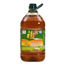 福临门AE浓香营养菜籽油(4L)