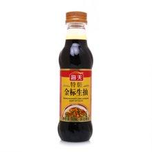 ngm海天特级金标生抽酿造酱油(500ml)