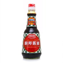 厨邦酱油特级鲜味生抽酿造酱油(410ml)