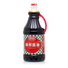厨邦酱油特级生抽(1.63L)