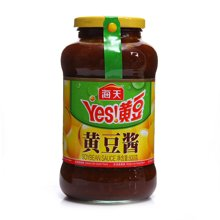 #海天黄豆酱(800g)