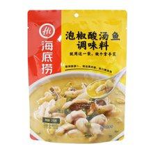 海底捞泡椒酸汤鱼调味料(210g)