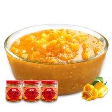 南国 黄辣椒酱(特辣)100g*3  海南特产黄灯笼辣椒辣酱拌面拌饭酱调味 南国食品