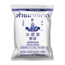 泰国进口水妈妈木薯粉 芋圆粉淀粉料理甜品原料500g